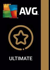 Verpackung von AVG Ultimate (10 Geräte / 1 Jahr) [MULTIPLATFORM]