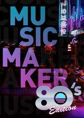 Verpackung von Magix Music Maker 2020 80s Edition [PC-Software]