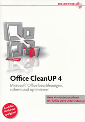 Verpackung von Office CleanUp 4 [PC-Software]