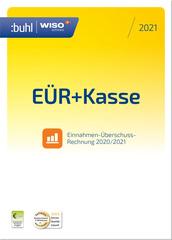 Verpackung von WISO EÜR & Kasse 2021 [PC-Software]