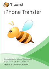 Verpackung von Tipard iPhone Transfer - lebenslange Lizenz [PC-Software]