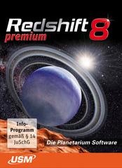 Verpackung von USM Redshift 8 Premium [PC-Software]
