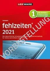 Verpackung von Lexware fehlzeiten 2022 - Jahresversion (365 Tage) - Vorbestellung [PC-Software]