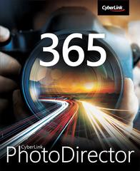 Verpackung von PhotoDirector 12 365 - 12 Monate [PC-Software]