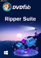 Verpackung von DVDFab Ripper Suite (DVD Ripper & Blu-ray Ripper) lebenslange Lizenz [PC-Software]