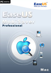 Verpackung von EaseUS Mobisaver for iOS 7.6 (Mac) [Mac-Software]
