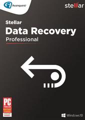 Verpackung von Stellar Windows Data Recovery 8 Professional [PC-Software]