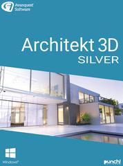 Verpackung von Architekt 3D 21 Silver [PC-Software]