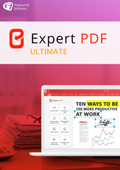 Verpackung von Expert PDF 15 Ultimate [PC-Software]