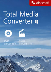 Verpackung von Aiseesoft Total Media Converter [PC-Software]