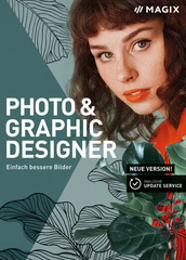 Verpackung von MAGIX Photo & Graphic Designer (17)  [PC-Software]