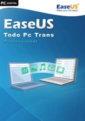 Verpackung von EaseUS Todo PCTrans Pro 12 2 PCs / 1 Jahr [PC-Software]
