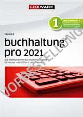 Verpackung von Lexware buchhaltung pro 2022 - Jahresversion (365 Tage) - Vorbestellung [PC-Software]