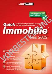 Verpackung von Lexware QuickImmobilie 2022 Plus [PC-Software]