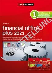 Verpackung von Lexware financial office plus 2022 – Jahresversion (365 Tage) - Vorbestellung [PC-Software]