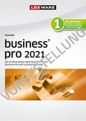 Verpackung von Lexware business pro 2022 - Jahresversion (365 Tage) - Vorbestellung [PC-Software]