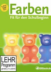 Verpackung von Fit für den Schulstart: Farben [PC-Software]