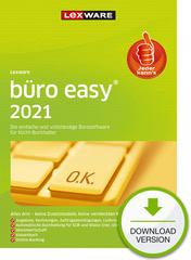 Verpackung von Lexware büro easy 2021 - Jahresversion (365 Tage) [PC-Software]
