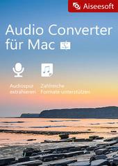 Verpackung von Aiseesoft Audio Converter für Mac [Mac-Software]