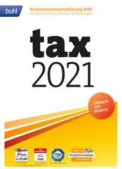 Verpackung von tax 2021 (für Steuerjahr 2020) [PC-Software]