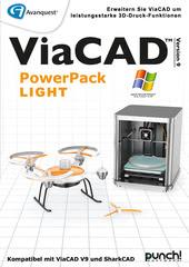 Verpackung von Avanquest ViaCAD PowerPack LIGHT (Windows) [PC-Software]