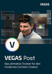Verpackung von Vegas Pro 19 Suite [PC-Software]