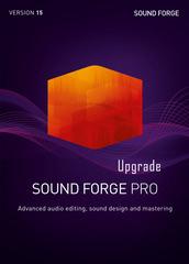 Verpackung von Sound Forge Pro 15 - Upgrade von Vorgängerversion [PC-Software]