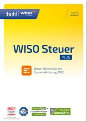 Verpackung von WISO Steuer-Plus 2021 (für Steuerjahr 2020) [PC-Software]
