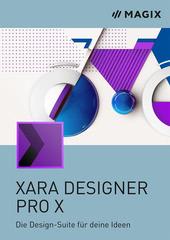Verpackung von Xara Designer Pro X (Version 18) [PC-Software]