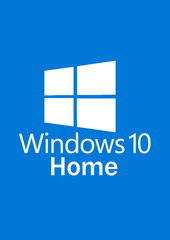Verpackung von Windows 10 Home OEM Key (32-Bit / 64-Bit) [PC-Software]