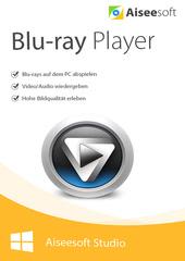 Verpackung von Aiseesoft Blu-ray Player (Version 2017) [PC-Software]