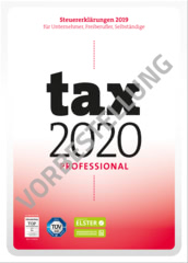Verpackung von tax 2021 (für Steuerjahr 2020) - Vorbestellung [PC-Software]