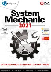 Verpackung von System Mechanic 2021 [PC-Software]
