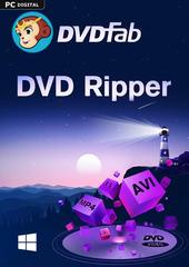 Verpackung von DVDFab DVD Ripper PC - 1 User 2 Jahre [PC-Software]