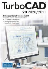 Verpackung von TurboCAD 2D 2020/2021 [PC-Software]