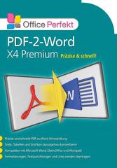 Verpackung von bhv PDF-2-Word X4 Premium [PC-Software]