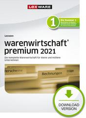 Verpackung von Lexware warenwirtschaft premium 2021 - Jahresversion (365 Tage) [PC-Software]