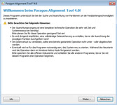 Bild von Paragon Alignment Tool 4.0 Pro [PC-Software]