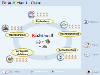 Bild von Fit in Mathe 1. Klasse [PC-Software]