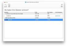 Bild von EaseUS Data Recovery Wizard PRO 12.0 für MAC (Mac) [Mac-Software]