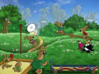 Bild von Emil und Pauline in Rabbit City [PC-Software]