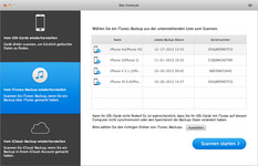 Bild von FoneLab - iPhone Data Recovery für Mac [Mac-Software]