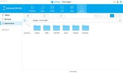 Bild von Wondershare Wondershare Dr. Fone Mac Telefon-Transfer Android 5 Geräte 1 Jahr Laufzeit [Mac-Software]