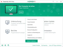 Bild von Kaspersky Anti-Virus [PC-Software]