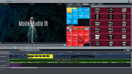 Bild von Vegas Movie Studio 18 Platinum [PC-Software]