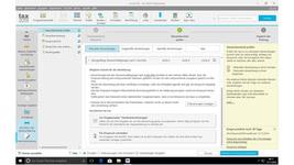 Bild von tax 2019 Professional (für Steuerjahr 2018) [PC-Software]