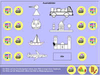 Bild von Fit für den Schulstart: Formen [PC-Software]