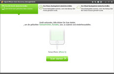 Bild von iPhone Data Recovery - lebenslange Lizenz (PC) [PC-Software]