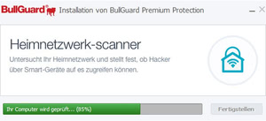 Bild von BullGuard Premium Protection 10 Geräte 12 Monate [MULTIPLATFORM]