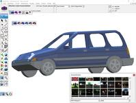 Bild von Avanquest ViaCAD 3D Professional Version 10 (Mac) [Mac-Software]